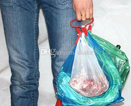 Nuevo Llega Lifter Lift Herramienta de mano Colgador 15 kg Mini portátil Compras Good Helper Vegetables
