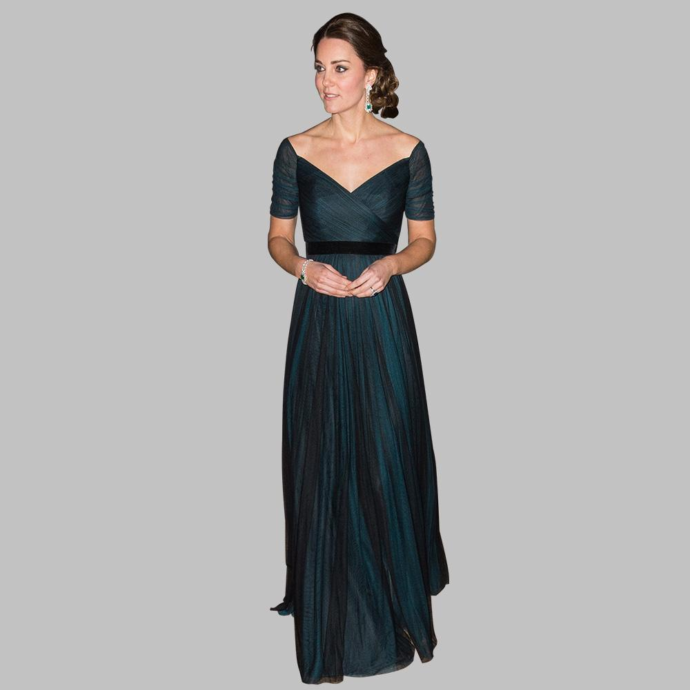 Kate Middleton Celebrity Red Carpet Dresses Formal Dress Evening ...
