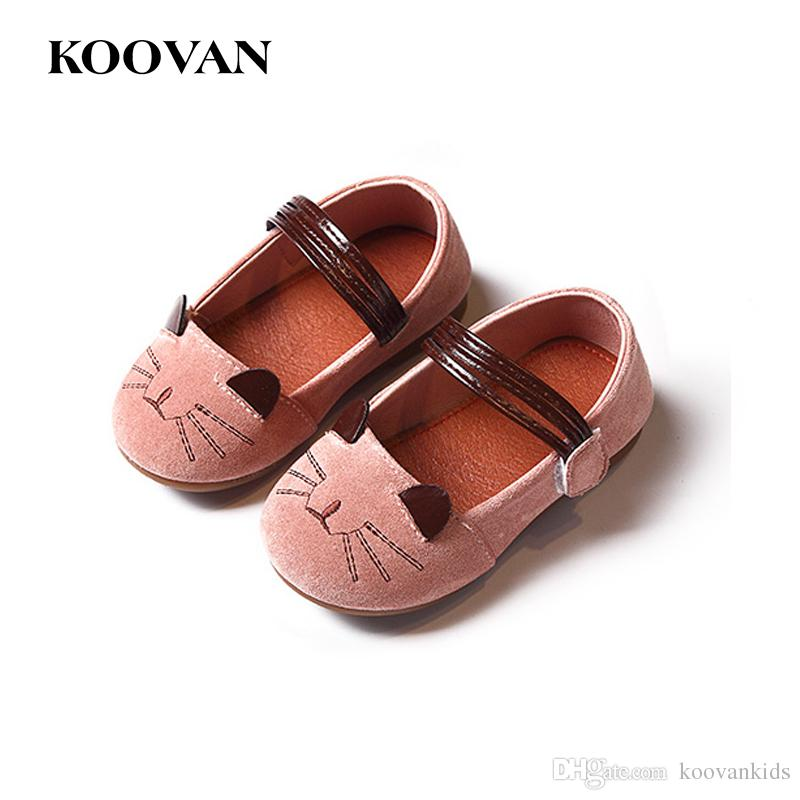 d42cdaefc88c Koovan Kids Cat Sandals Girl Wild Pea Shoe New Summer Shoes For Little Kids  Princess Shoes K625 Online Shopping Kids Shoes Brown Kids Shoes From  Koovankids