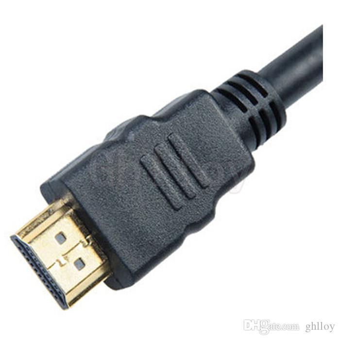 Yüksek Kalite yeni siyah Pigtail Hdmi Anahtarı 3X1 Yüksek Kalite Hdmi Splitter Anahtarı 3x1 1080 P PS3 Xbox