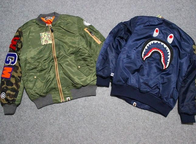 2dac98b3e84b Brand Young Mens Winter Coats Mens Urban Clothing Military Army Baseball  Camo Ma1 Bomber Jackets Men Winter Bape Jacket Fur Denim Jacket Jackets Uk  From ...
