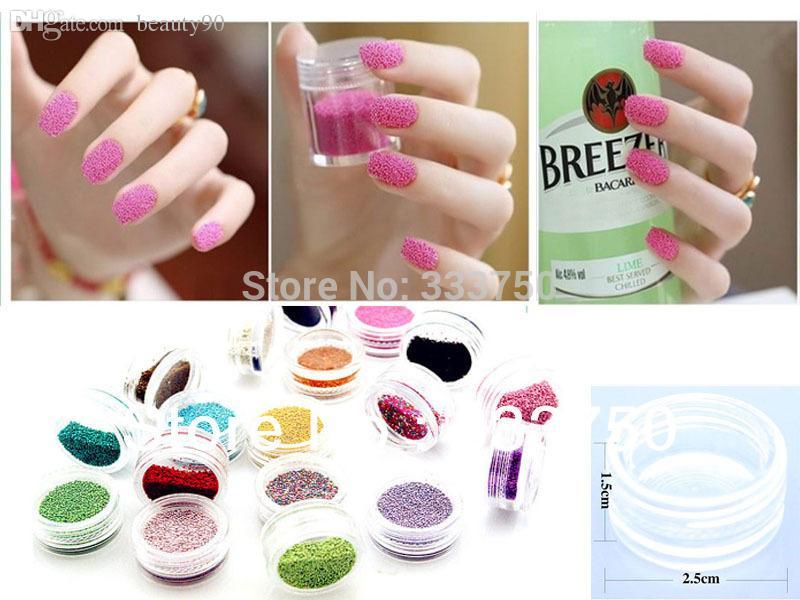 Ciate Manicure Nail Polish Sugar Caviar Candy 3D Acrylic Powder ...