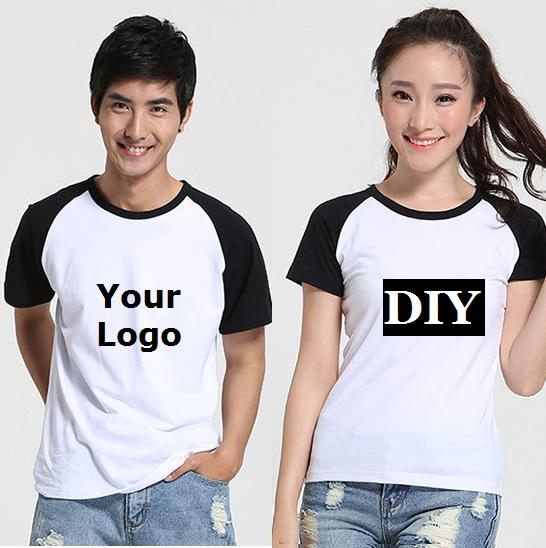 Custom Made Summer Autumn T shirts Polo Shirts Hoodies Men Womens Clothes DIY Your Own Logo/Design