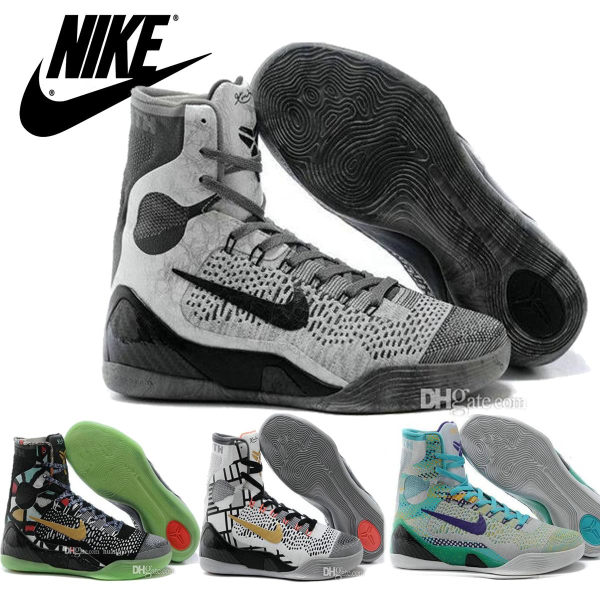 100% authentic 7842d 9ba8b ... coupon for 2016 nike kobe 9 elite perspective mens hight cut basketball  shoes wholesale cheap original