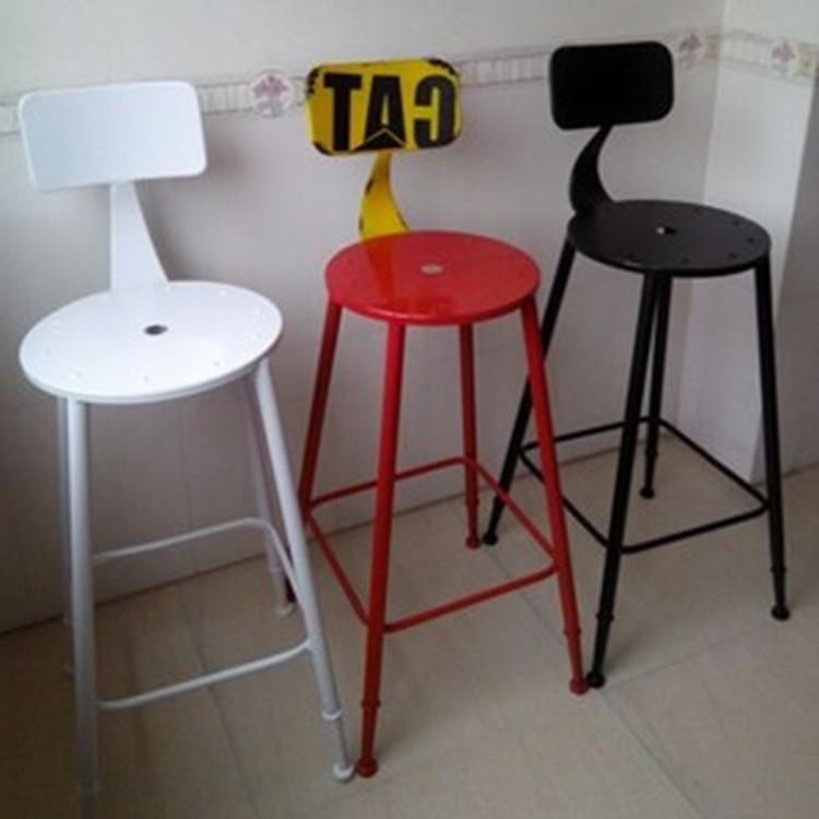 discount industrial loft style wrought iron bar stools wood bar chair lift elm rotation spot retro bar stool bar stool color bar stools from china dhgate