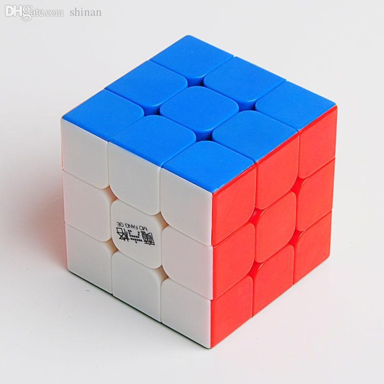 Orden Cubo Para Por Seis 3 Juguetes Taurinos Al Niños Qiyi Educativos Inteligencia De Mayor Tercera Entidades Cuadrícula Colores fg6yb7