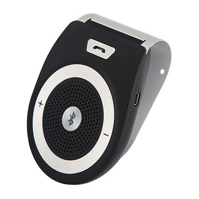 Großhandel Neue Bluetooth Auto Installationssatz T7 Mit Mikrofon  Bluetooth Lautsprecher Übergibt Freien Freisprecheinrichtung Musik Spieler  Auto Mp7