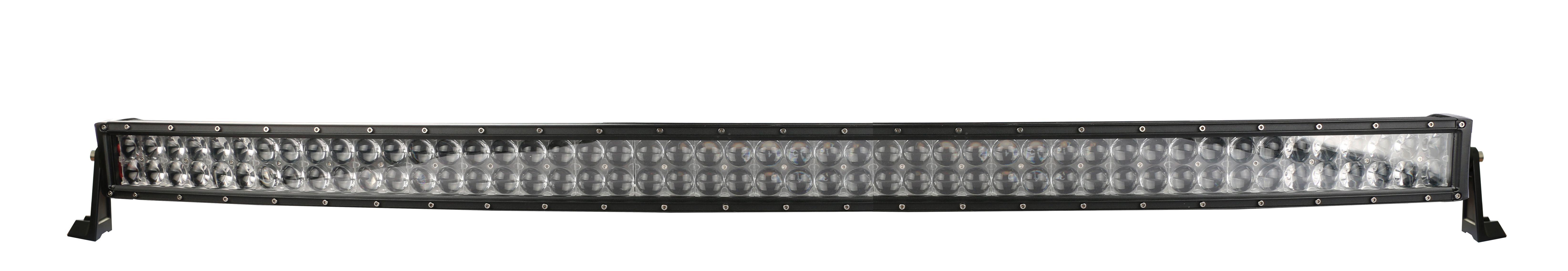 42 '' LED بار منحني 240W 42 بوصة LED ضوء بار شاحنة SUV JEEP ATV معطلة 4X4 الطريق 12V 24V كومبو بقعة الفيضانات 80X3W LED ضوء العمل