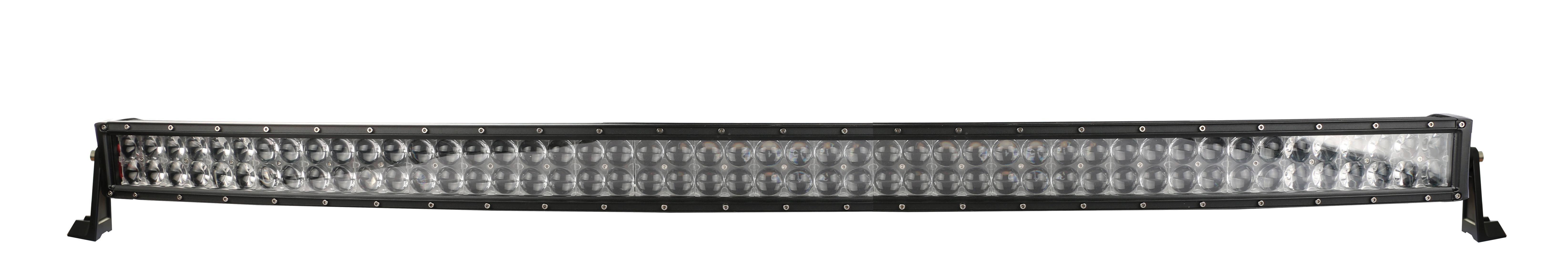 Curvo 288W 50 '' LED 96X3W pollici Light Bar luminosa 12V 24V camion dell'automobile 4x4 ATV Offroad Driving SUV della nebbia della lampada