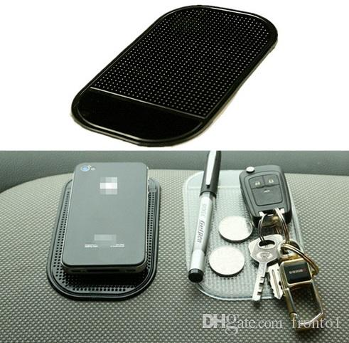 Car Styling Black Magic Sticky Pad Anti Slip Mat Car Dashboard for Cell Phone ME3L Car-Styling