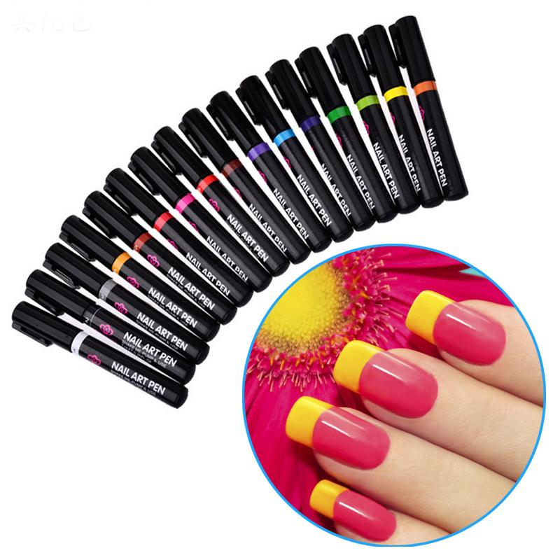 Wholesale Nail Art Pen Painting Design Tool High Quality Best Nail
