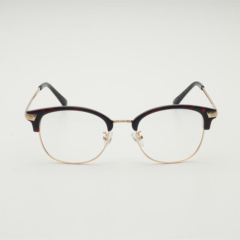 2016 women mens unisex glasses modern frame optical eyewear computer glasses full rim outdoor reading driving myopia glasse pink eyeglass frames - Modern Glasses Frames