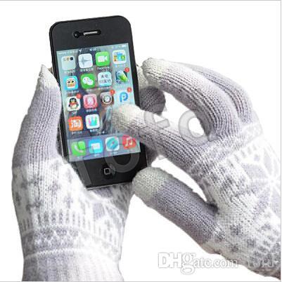 Hohe Qualität Unisex Handschuhe Kapazitive Touch Screen Handschuhe für iphone für ipad Smartphone Praktische iGloves