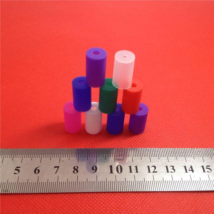Pontas descartáveis do tampão plástico da ponta do gotejamento do teste Atomizer a tampa do atomizador para o cigarro eletrônico do eGo CE4 Clearomizer E Cig do CE6 CE5