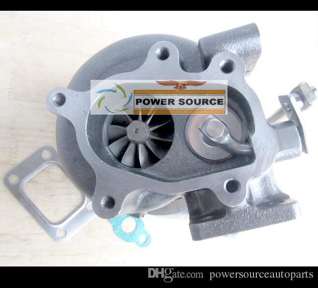 T25 T28 T25T28 T25 / 28 Turbo Turbin Turboladdare för Nissan SR20Det S13 S14 S15 Motorkomposition .60 Turbin .86 A / R T25 Flänsvattenkyld