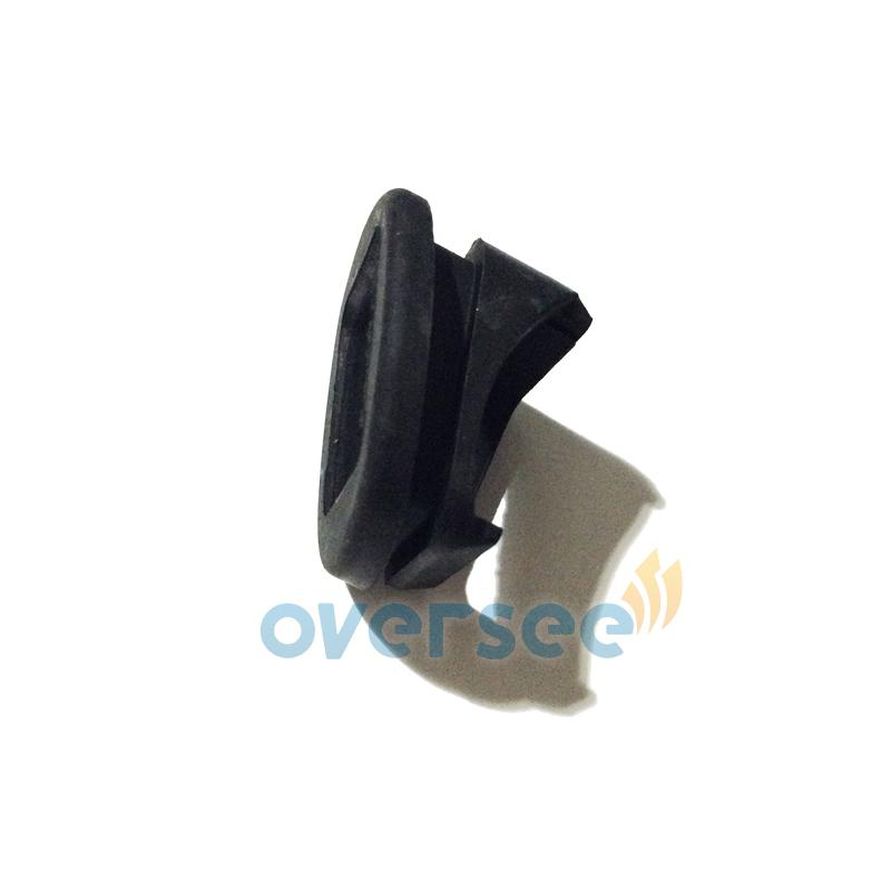 Oversee high quality Rubber Grommet 66T-41273-00-00 For fitting Yamaha Parsun 40HP Outboard Spare Engine Parts Model