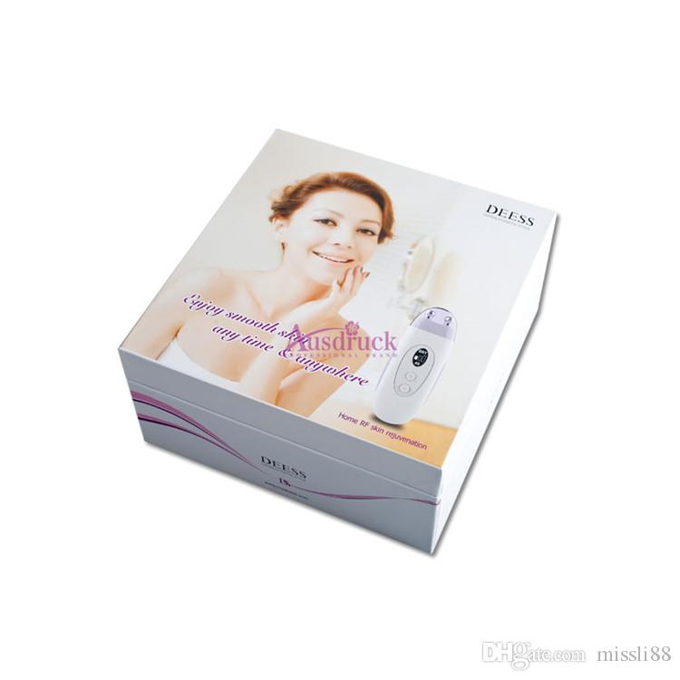 RF skin care beauty machine radio frequency wrinkle removal home use face lifting device