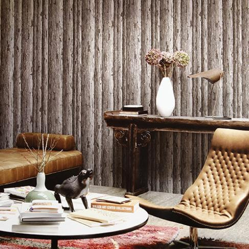 Masculine wallpaper Men Bedroom Wallpaper Wild Nature Wood background wall  wallpaper For Kitchen,Bathroom Tree Forest Wallpaper