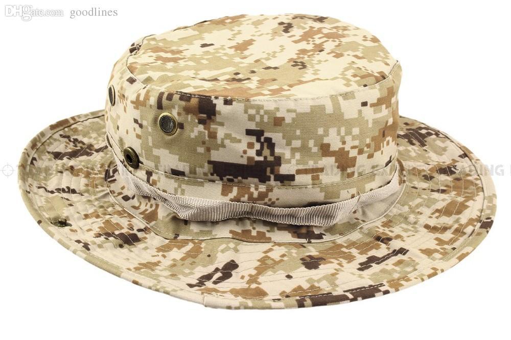 Wholesale-Marpat Desert Camo Boonie Hat Hat Rasta Camo Costume Hat Velvet  Online with  34.86 Piece on Goodlines s Store  5c52a84988c9
