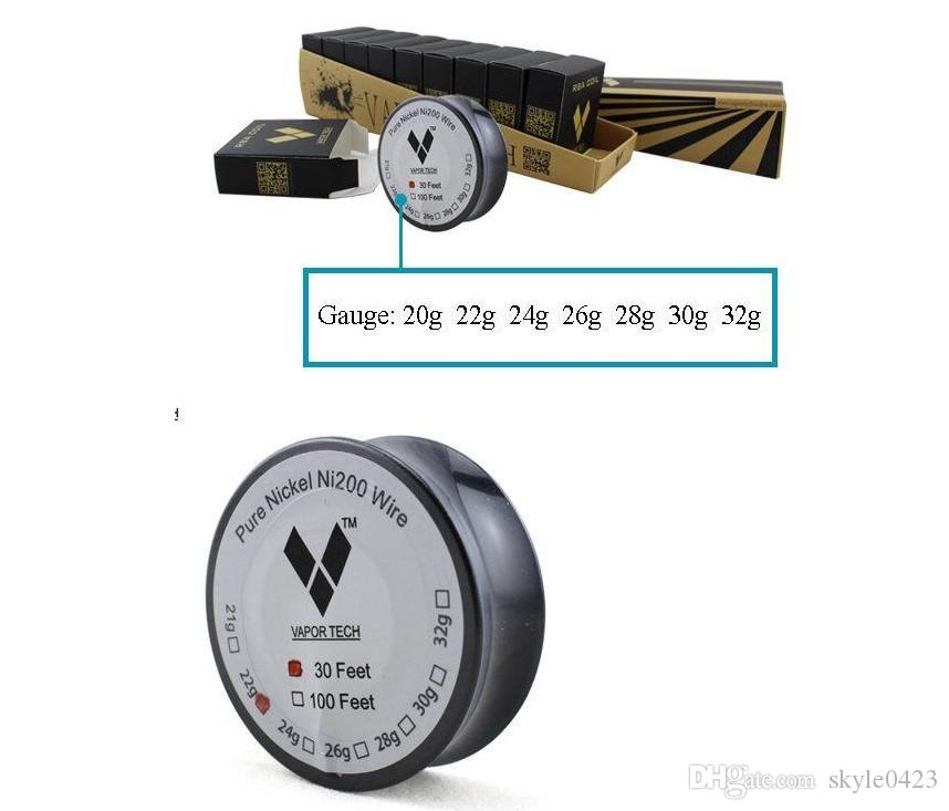 Ni200 wire from vapor tech vaporizer wire heat resistance ni200 ni200 wire from vapor tech vaporizer wire heat resistance ni200 nickel pure wire for ecig diy best wire for coils coil wire gauge from skyle0423 greentooth Image collections
