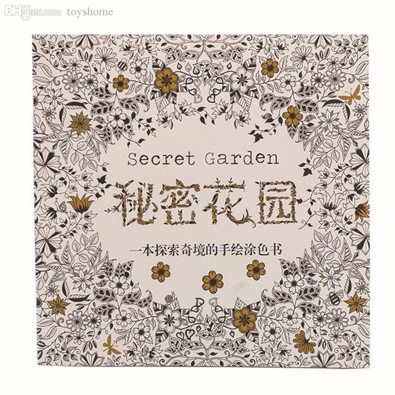 Best Quality Wholesale Book Secret Garden Chinese Version