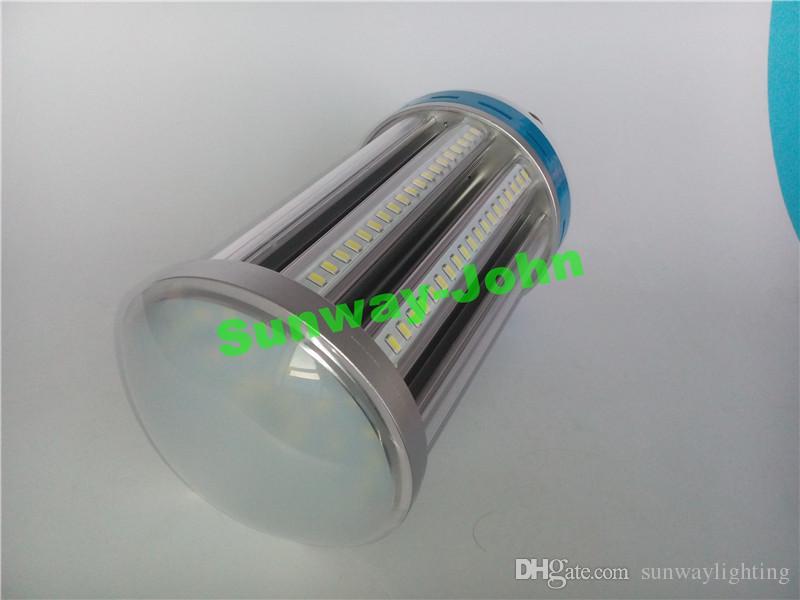 LED Mısır ampuller E27 E39 E40 80 W 100 W 120 W 20 W 27 W 36 W 45 W 54 W depo bahçe yard yol aydınlatma otopark Lambaları
