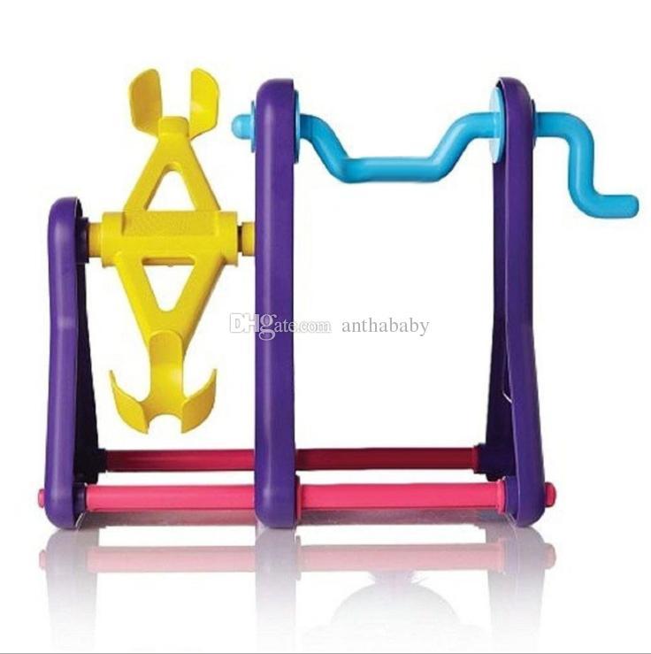 Wholesale Monkey Jungle Gym Play set Interactive Baby Monkey Climbing Stand ,3 style,