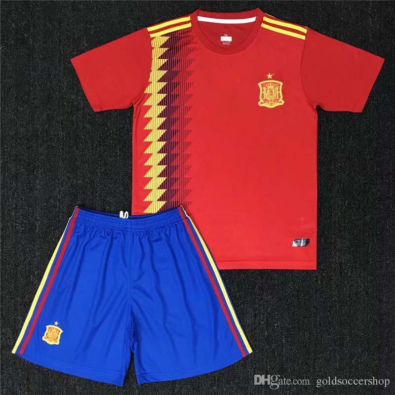 maglia Spagna 2017
