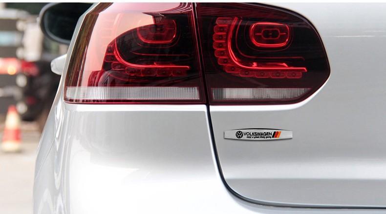 bandiera Germania race race sport quattro logo metallo parafango emblema / adesivi VW bora passat CC GOLF MAGOTAN Sagitar Scirocco GIT audi AMG