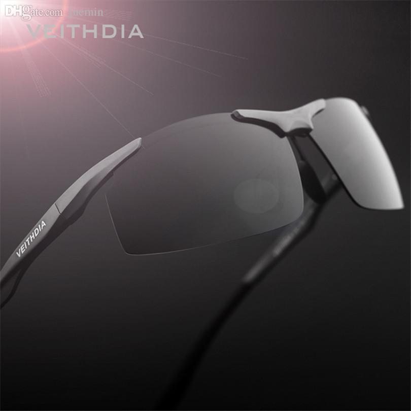 4cc3c5031d345 Wholesale-VEITHDIA 6535 Polarized Man Safe Sport Sunglasses Aluminum ...