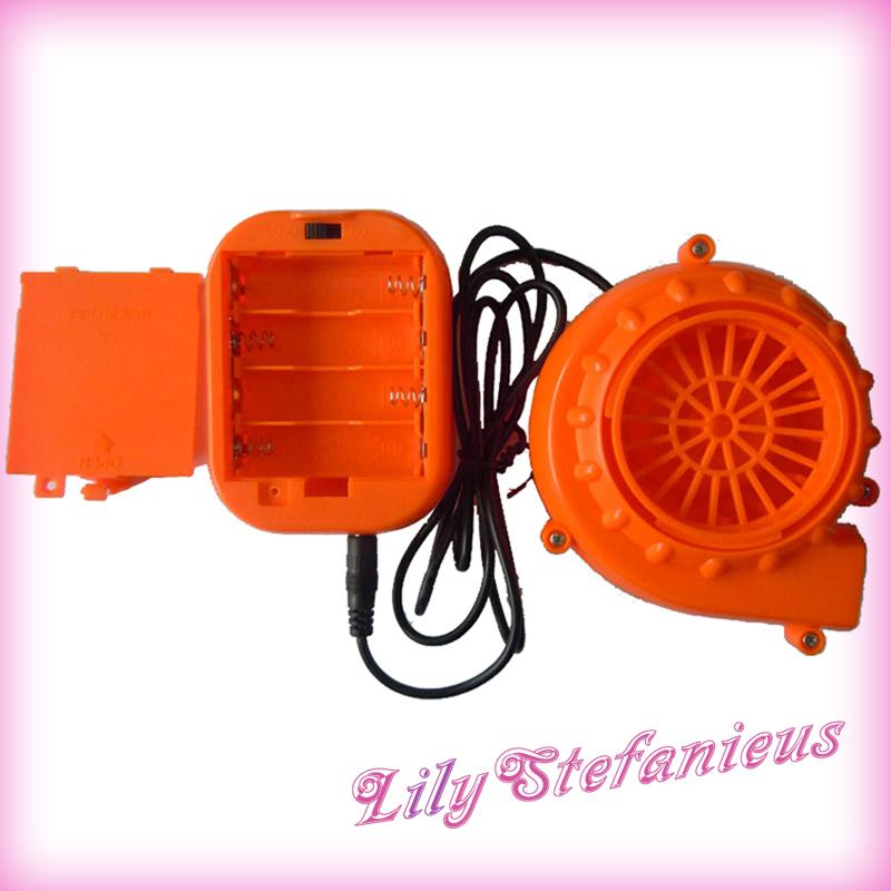 Holiday Inflatable Replacement Fan : Fan and battery pack set of adult chub suit
