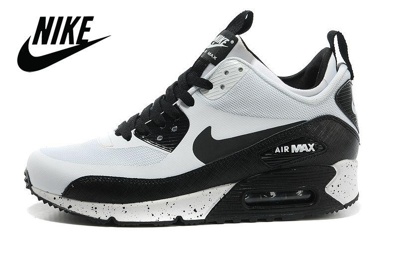 check out 316a2 aaf9c Nike Air Max 90 Sneaker Boot NS White