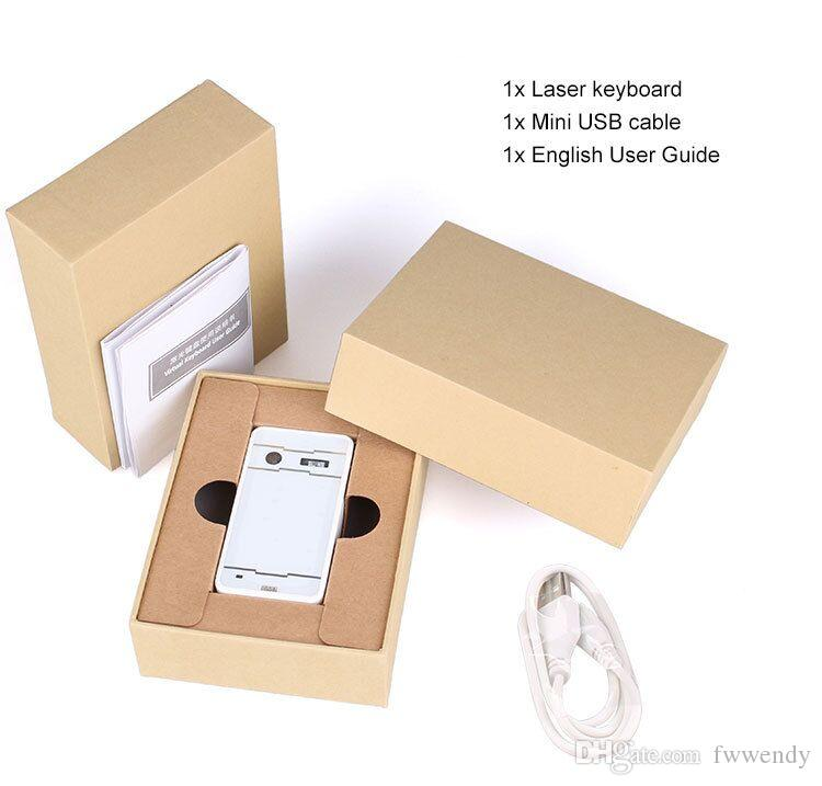 Promotional gift virtual laser projection keyboard with mouse via usb for notebook,cellphone,macbook computer via usb bluetooth