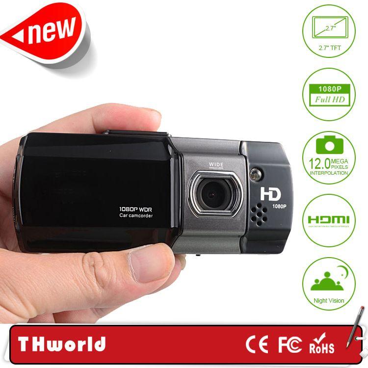 Acquista Telecamera Auto Dvr Novatek 96650 Mini Telecamera Di