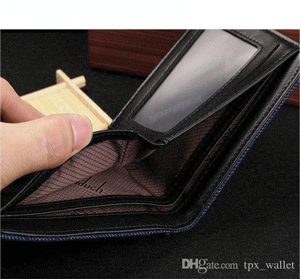 HP wallet Harry Potter design short cash note Popular cartoon case Money notecase Leather jean burse bag Card holders