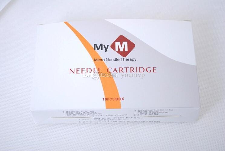 12 pinos cartuchos de substituição de cartuchos de substituição cabeça para Derma caneta Mym Derma Roller / Elétrica Derma Roller