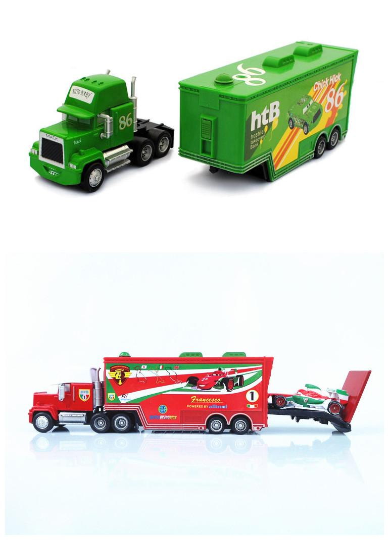 2017 model cars cars toys toy airplane toy trucks cars 2 mack chick hauler thai pixar car lightning hick truck toy car kids color with little car from