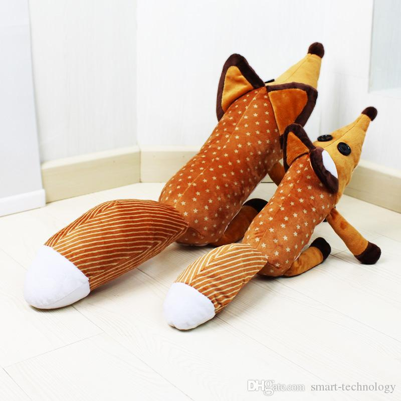 The Little Prince Le Petit Prince Plush Toy Fox Animals Dolls Soft Stuffed 20cm 40cm & 60cm Christams Gift For Children
