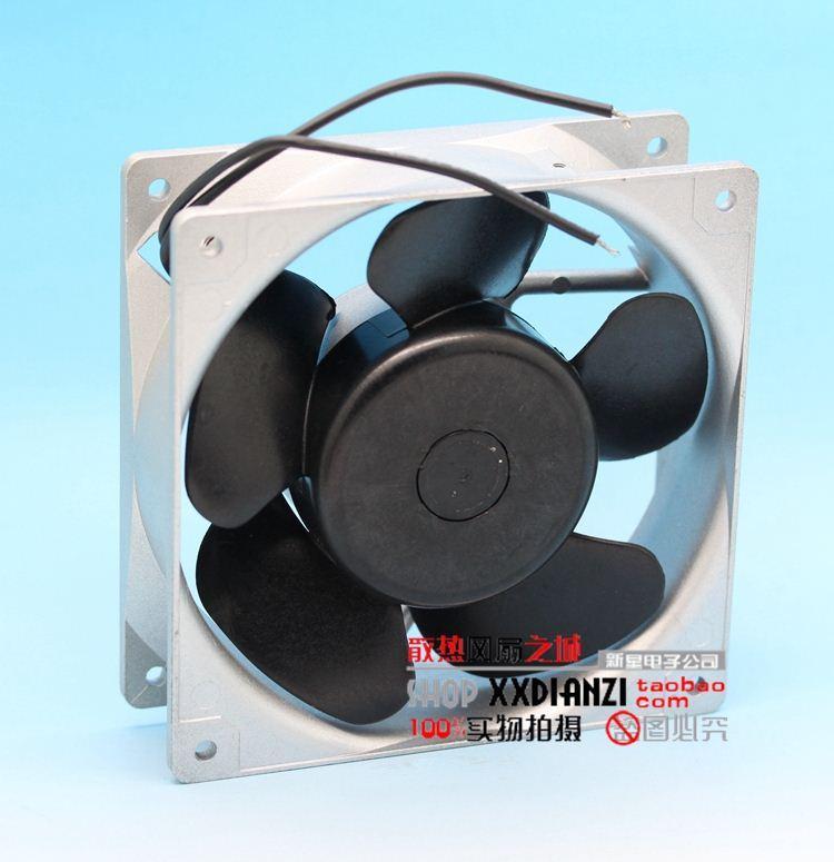 서보 CNJ60B5에 대한 원본 200V 15 / 13W 12CM 120 * 120 * 38MM AC 냉각 팬