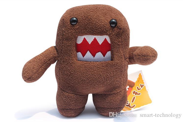 18cm animado Domo Kun rellena felpa suave muñeca de juguete cortó mejor regalo de los niños del envío