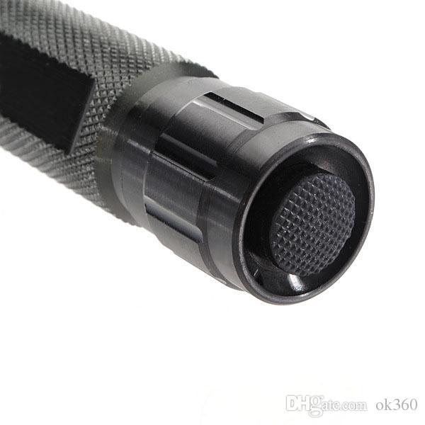 XM-L T6 Q5 WF-501B 2500 lumen torcia Flash Flash impermeabile a LED 5 modalità campeggio avventura all'aperto