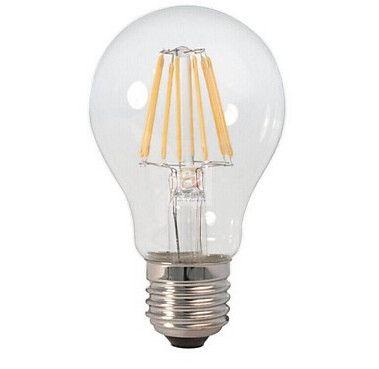 Super brillante E27 llevó la luz de bulbos de filamento 360 ángulo A60 llevó luces Edison lámpara 4W / 8W / 12W / 16W 110-240V garantía 3 años