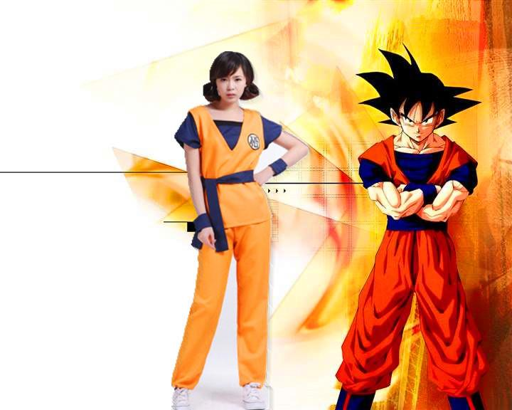 Prettybaby Sun Wukong Dragonball Dragon Ball Goku Costume Adults Dragon Ball Z Cosplay Costumes Full Set Coat Pants Belt Wristband Good Halloween Themes ...  sc 1 st  DHgate.com & Prettybaby Sun Wukong Dragonball Dragon Ball Goku Costume Adults ...