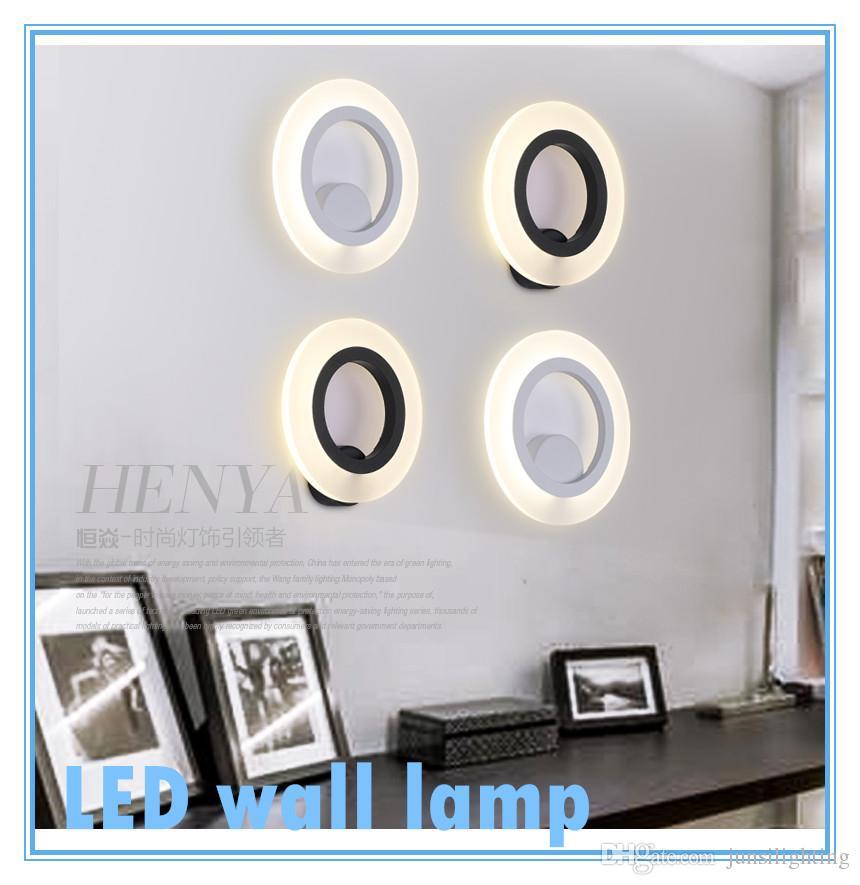 Bright Led Bathroom Lighting 2017 led wall light modern luxury powerful bright led bathroom