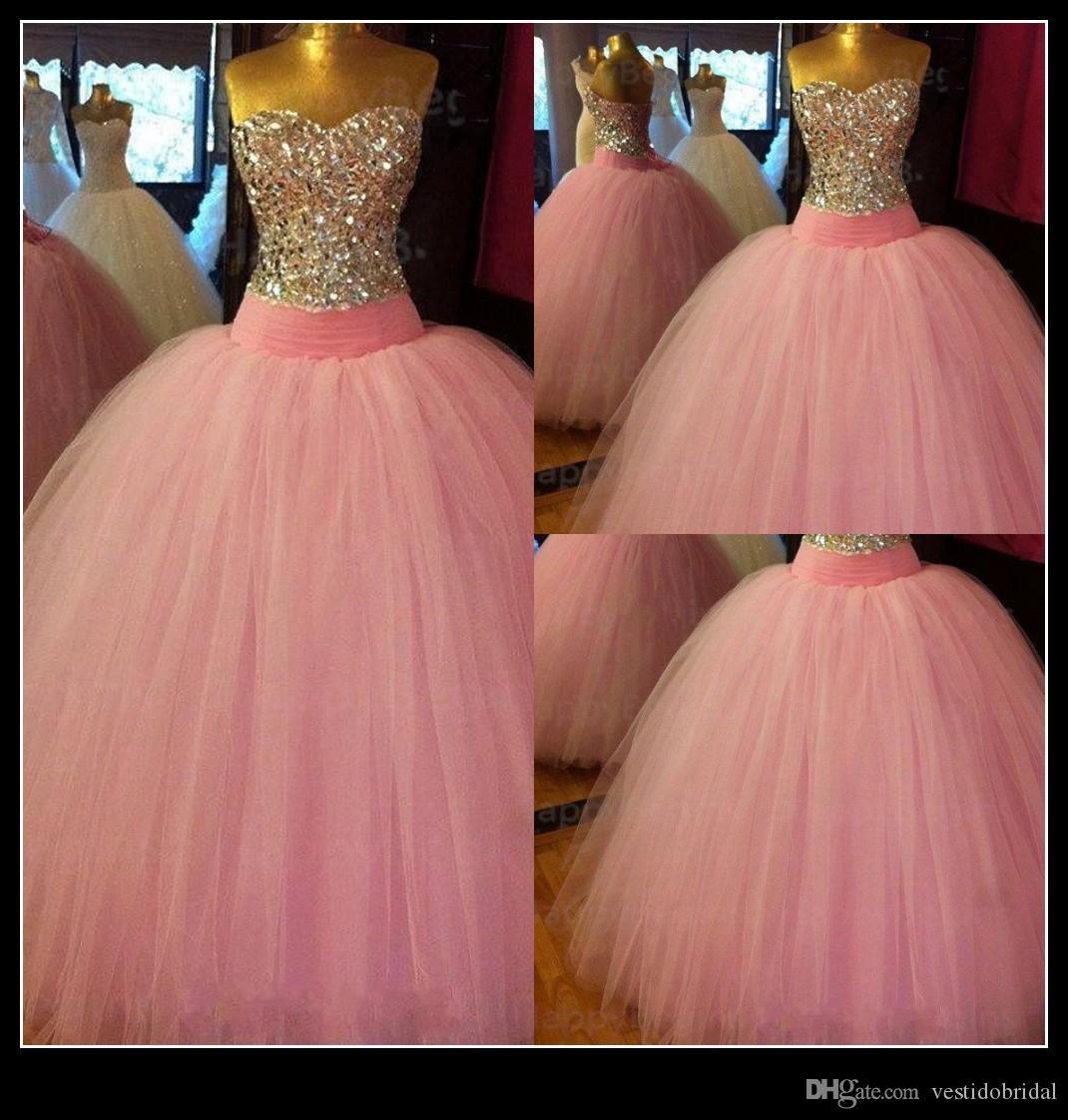 Hermosa Vestido De Fiesta Bling Imagen - Colección de Vestidos de ...