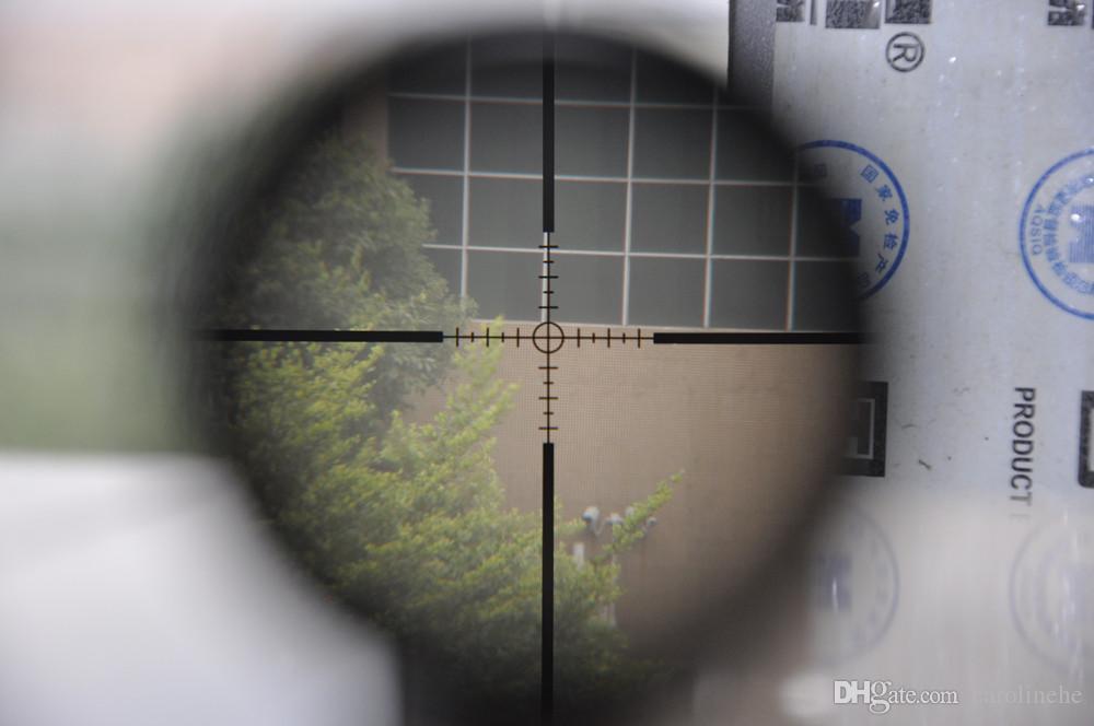 4X32 vollbeschichtete Optik Crossbow Scope Five Line Absehen Bogenschießen Zielfernrohr-Anblick Outdoor