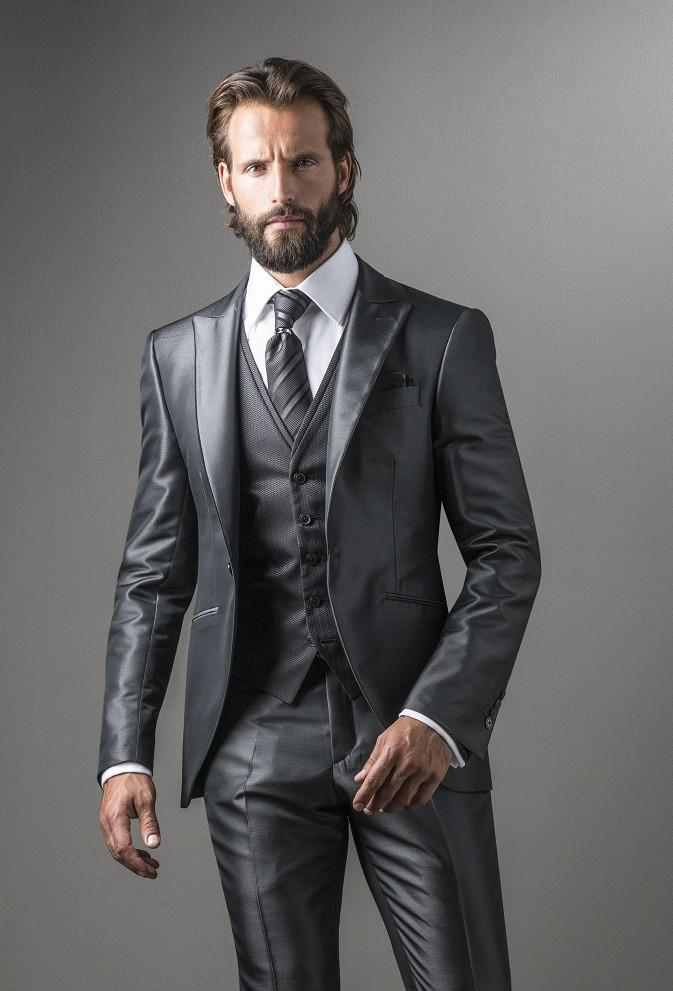 Black Suits For Men Wedding - Suit La