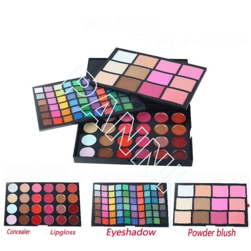 professional makeup kits. trendy cosmetic 96 color makeup kits for girls best professional silica dimethyl silylate discount set shining palette
