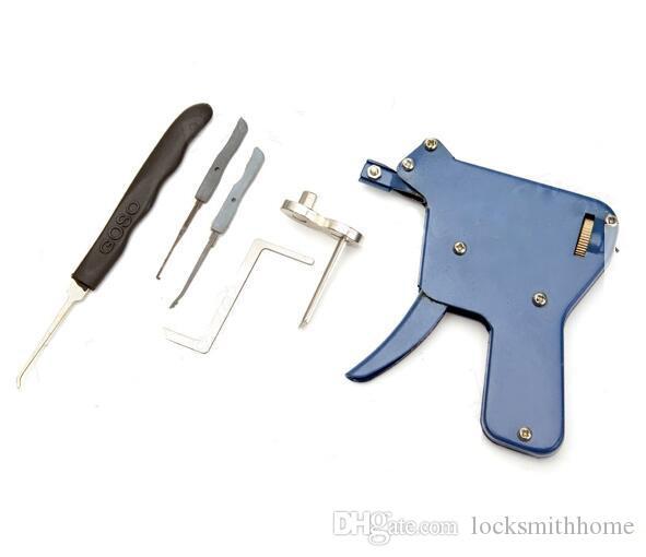 GOSO Multifunctional Lock Picks Tools Kit Lock Opener Lock Open Tools Lock door opener Smitch Tools
