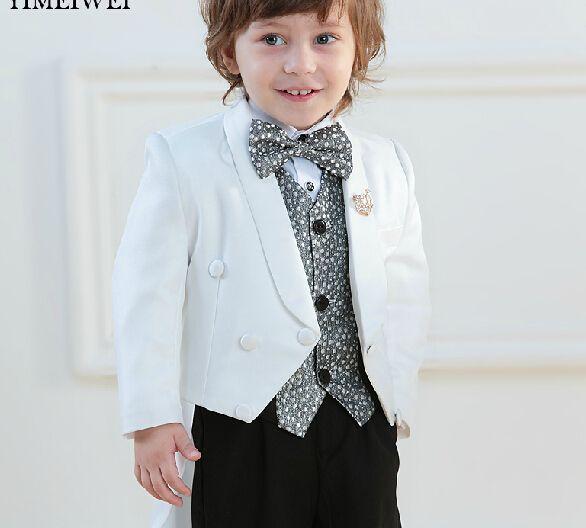 Wedding Events ChildrenS Flower Girl Dress The Boy Tuxedo